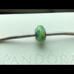 Authentic Pandora Murano Glass